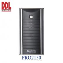 UPS SUNPAC PRO2150  1500VA / 900W  (24VDC/9Ah )
