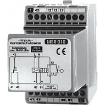 MSR Contact protecting relays JUENEMANN