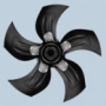 Axial fans S3G300-AK13-52 EBMPAPST