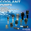 A-RYUNG PUMP MACHINERY COOLANT PUMP ACP-100F