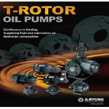 T-ROTO OIL PUMP A-RYUNG MACHINERY AMTP-12MTVB