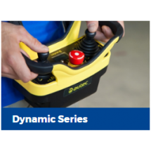 Dynamic Series_Autec Safety Remote Control