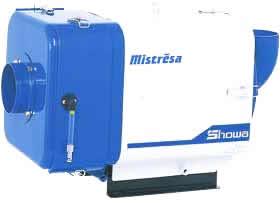 Showa Denki Mist (dust) compatible series CRD-400R