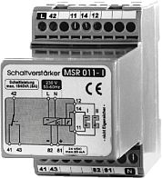 MSR00I Switching amplifiers