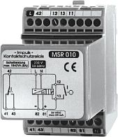 MSR Contact protecting relays JUENEMANN