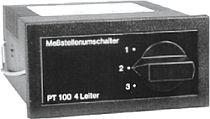 MSU Measuring point switch JUENEMANN INSTRUMENTS